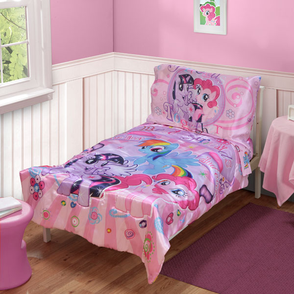 My Little Pony Bedding Room Shot Hires