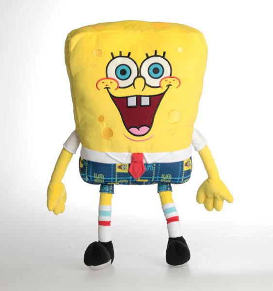 spongebob_red-tie_pillow_hires